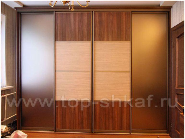 Интерком-мебель / галерея шкафов-купе на заказ стр.6.