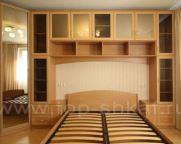 Мебель в спальню с фасадами МДФ