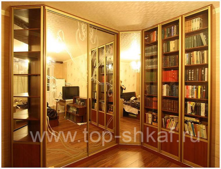 Интерком-мебель / галерея шкафов-купе на заказ стр.5.