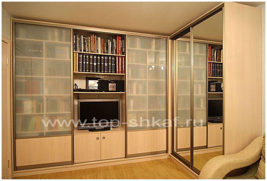 Шкаф-библиотека