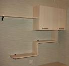 Навесной шкафчик в детскую комнату