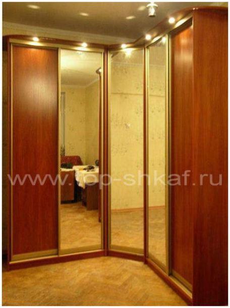 Интерком-мебель / галерея шкафов-купе на заказ стр.10.
