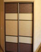 Двери-купе для гардеробной компаты