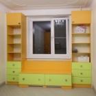 Мебель из цветного ДСП в детскую комнату