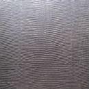 Декоративная кожа Игуана черная