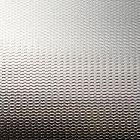 Структурный пластик Круг серебро