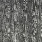 Структурный пластик Дакота черный/серебро