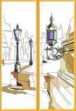 Витраж  I2003
